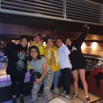 ELICOS students go bowling with Ozford Melbourne!